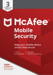 Mc Afee Mobile Security